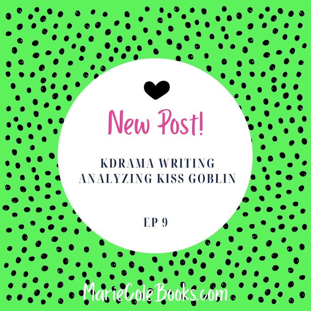 Writing a kdrama