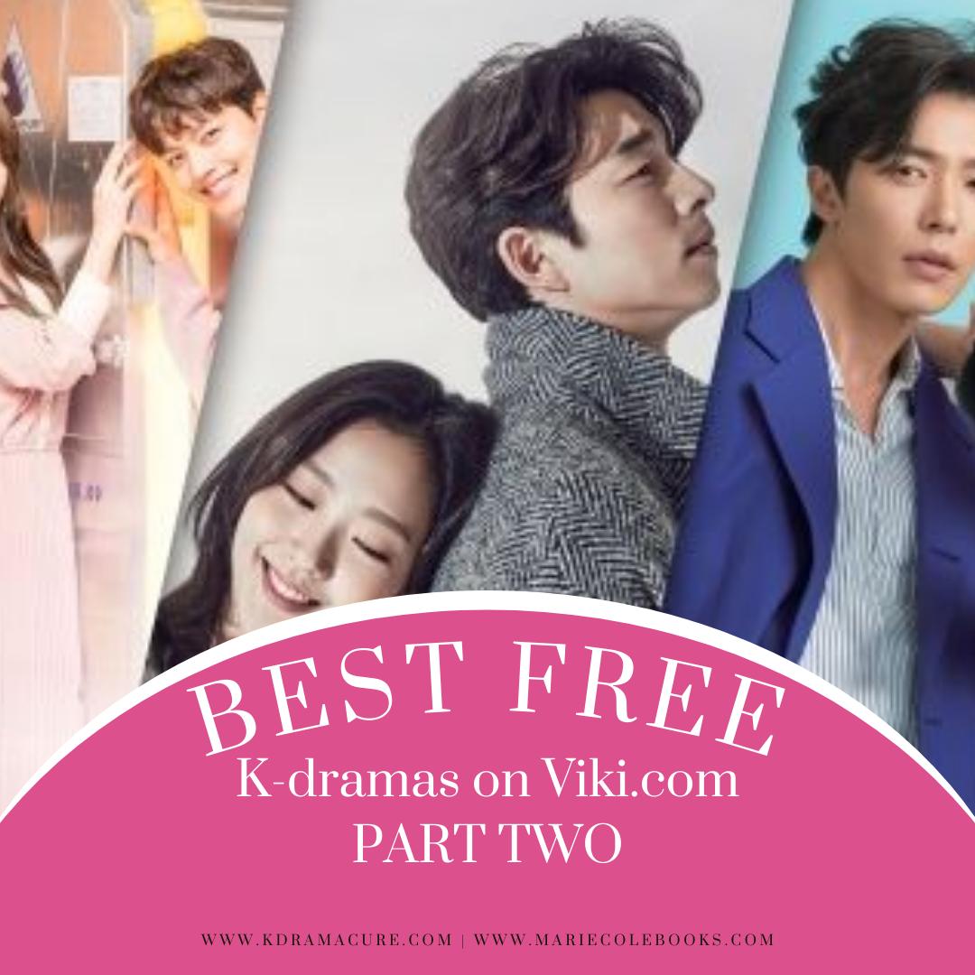 Kdrama List of Free Korean Dramas on Viki